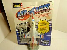 1990 Revell Air Aces USAF F-16 Falcon Airplane new in package