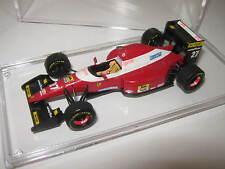 1:43 Ferrari F93A J. Alesi 1993 RACING 43 handbuilt modelcar in showcase
