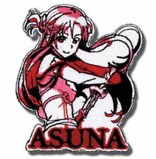 Sword Art Online Asuna Patch Licensed by GE Animation Anime Patch new