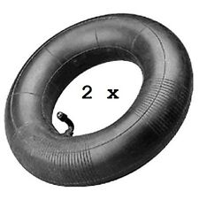 2 x Inner Tube Fit Vespa PX 125 150 200 T5 Rally LML Star Deluxe 2t 4t Auto Gear