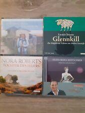 Hörbücher 4 verschiedene kultige Hörbücher, gebraucht