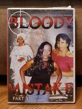 Bloody Mistake Part 3 DVD (LN)