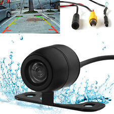 CCD 170 Degrees Car Rear Forward Back View Backup Side Front Parking Camera 2in1