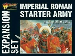 Hail Caesar -28mm Imperial Roman Starter Army Expansion Set - Warlord Games