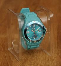 Reloj de pulsera ice Watch ice-Forever Turquoise Big Large/unisex nuevo embalaje original PVP 89,--