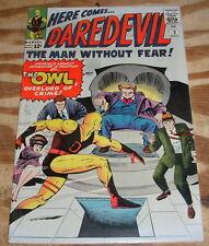Daredevil #3 fine/very fine 7.0