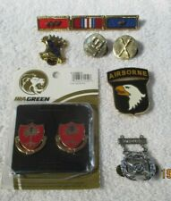 New listing Lot of Military Medals Airborne Carbine Modern