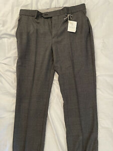 Brunello Cucinelli - Mens Wool Trousers - Brand New with Tags - RPP £550