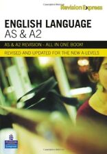 Revision Express AS and A2 English Language (Direct to learner Secondary),Mr Al