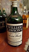 WILLIAM LAWSON'S FINEST BLENDED  RARE  SCOTCH  WHISKY   1.75 LITRI   40 GRADI