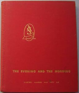 Armstrong Siddeley Evening & The Morning pub. AS Deasy Factory People Aircraft +