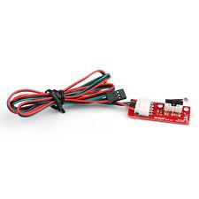 1x Mecánica End Stop Endstop Limit Switch+Cable Para 3D Impresora CNC RAMPS 1.4