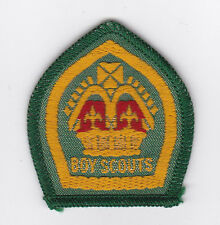 1960's UNITED KINGDOM / BRITISH SCOUTS - QUEEN'S SCOUT Top Rank Highest Badge