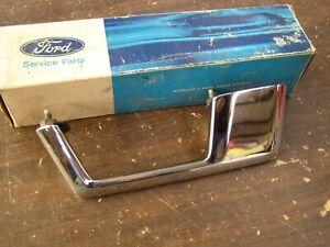 NOS OEM Ford 1967 1968 Galaxie 500 XL Door Handle LH 2 Door