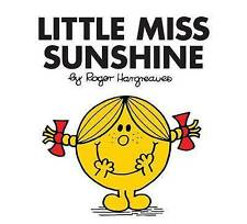 Little Miss Sunshine | Roger Hargreaves | Story Book | New | Cheap | Free Post