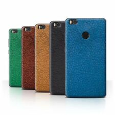 Leather Matte Mobile Phone Cases/Covers for Xiaomi Mi 4
