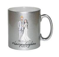 Royal Wedding Prince Harry & Meghan Markle Commemorative Mug Gift Memorabilia