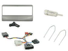 CTKFD27 Mondeo 96-00 Single Din Car Stereo Fitting Kit stalk control SILVER