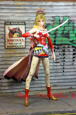 DISSIDIA FINAL FANTASY PLAY ARTS Tina Branford Action Figure NO BOX 100%Original