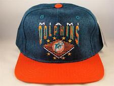 Miami Dolphins NFL Vintage Starter Snapback Hat Cap