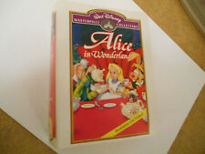 Disney Masterpiece Collection Alice in Wonderland Doll McDonalds Happy Meal 1995