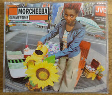 Morcheeba featuring Hubert Laws, Summertime cd single, China Records