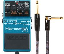 New Boss Ps-6 Harmonist Pitch Shifter Guitar Effects Pedal! Free Boss Cable!