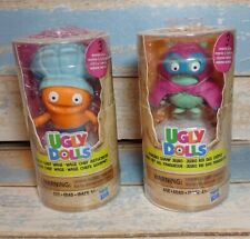 2 Hasbro Ugly Dolls Surprises New Sealed Toy Savvy Chef Wage Pancake Champ Jerro