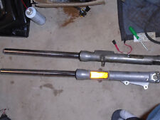 1986 Honda Rebel 250 Front Forks Shock Suspension Set Pair