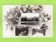 Towneley Hall Burnley Multi View RP pc used  Ref E823