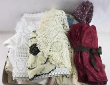Assortment Of Table Cloths, Table Runners, Lot 3083