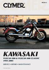 CLYMER 1996-2005 Kawasaki VN800B Vulcan 800 Classic REPAIR MANUAL M354-3