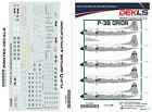 Decals P3B Orion Australian Air Force - Includes 'B Keeper' 1/300 Scale