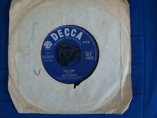 Billie Davis - Tell Him / I'm Thankful - Decca 45-F 11572