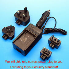 Battery Charger for Sony Alpha DSLR SLT-A57 SLT-A58 SLT-A65 SLT-A77 SLT-A99