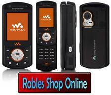 Sony Ericsson W900i Black (Ohne Simlock) 3G 3BAND 2MP WALKMAN Original Japan