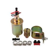 Durable 5-9PSI Auto Car Electric Fuel Pump Carburator Diesel Gasoline 12S E8016S