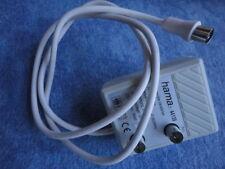 Hama Antennen-Zweigeräteverstärker 44139 für 2 TVs  2 x 12 dB