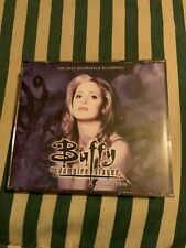 BUFFEY VAMPIRE SLAYER COLLECTION TV SOUNDTRACK  4 CD SET SARAH MICHELLE GELLER