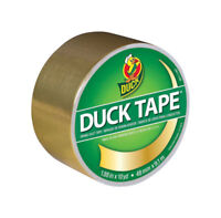 Duck Brand  Duct Tape  1.88 in. W x 10 yd. L Gold