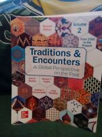 Traditions & Encounters: A Global Perspective on the Past, Vol. 2 from 1500-Now