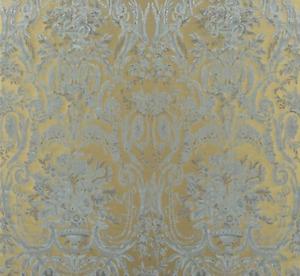 Designers Guild Fabric Royal Collection Helena aquamarine FRC1001/01