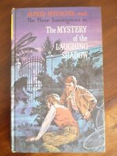 Hitchcock The Three Investigators MYSTERY OF THE LAUGHING SHADOW  HB 1970