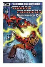 Transformers BotCon Fan Expo Regeneration One #100 IDW Exclusive Comic