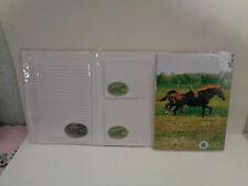 Vintage Briefpapier für Kinder mit Pferdemotiv DIN A5 Hans Postler 90er J. Nr.3