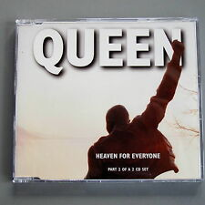 Queen Heaven for Everyone CD 2 Mint CD Single (New Case)