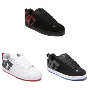 DC Shoes Court Graffik Herren Sneaker | Turnschuh | Sportschuh | Leder - NEU