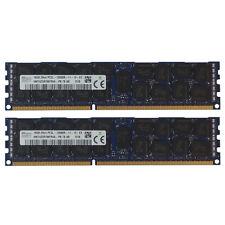 32GB Kit 2x 16GB DELL POWEREDGE R910 R915 C1100 C8220 M710hd T710 Memory Ram