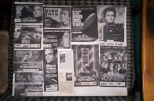 Star Trek Voyager 44 TV Guide Ads JERI RYAN,ETC.