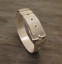 Armband Schleife Silber neu Herren / Frau
